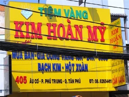 cướp, tiệm vàng, tân Phú, Kim Hoàn Mỹ