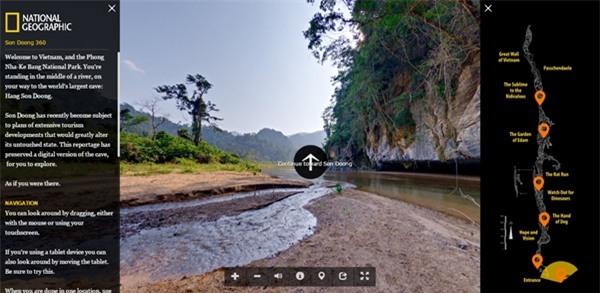 Sơn Đoòng, tour du lịch ảo, khám phá