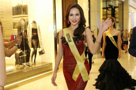 Lệ Quyên, Miss Grand International, Hoa hậu Hòa bình Quốc tế, Hoa hậu, vietnamnet