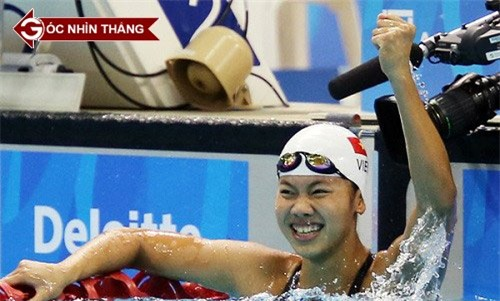 Ánh Viên, Trần Đức Phấn, bơi lội, đầu tư, chuyên biệt
