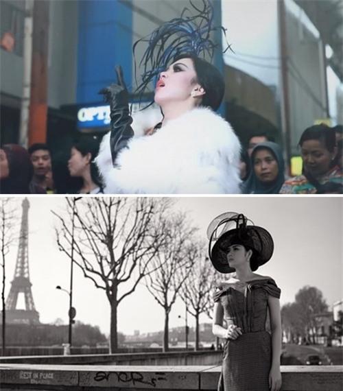 Bất ngờ với nữ ca sĩ Indonesia giống hệt Lý Nhã Kỳ - 6