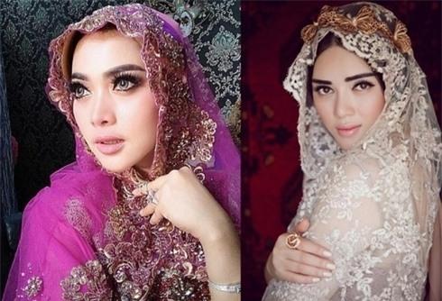 Bất ngờ với nữ ca sĩ Indonesia giống hệt Lý Nhã Kỳ - 1