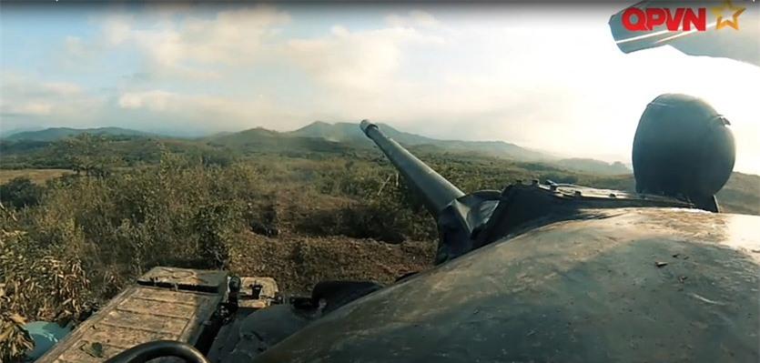 quân đội VN, diễn tập thực binh bắn đạn thật