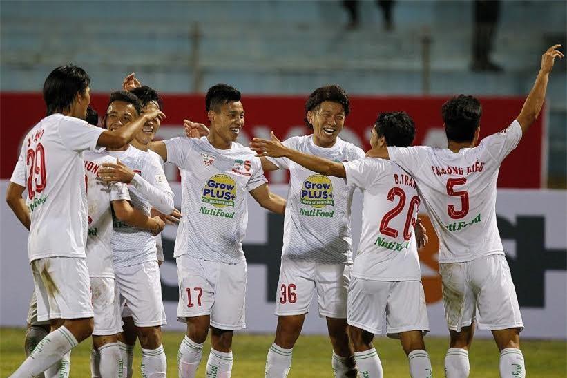 HA.HL, CLB Hà Nội, V.League, Công Phượng, Bầu Đức