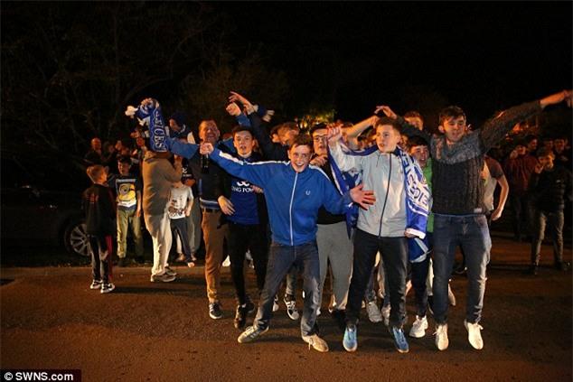 Leicester, vô địch, Premier League, chelsea, tottenham