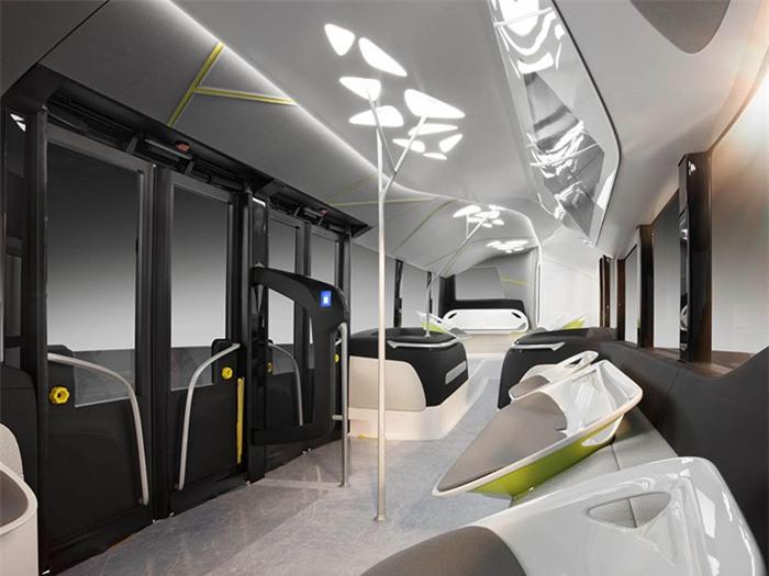 Ra mắt xe buýt đô thị tự lái Mercedes-Benz Future Bus - ảnh 11