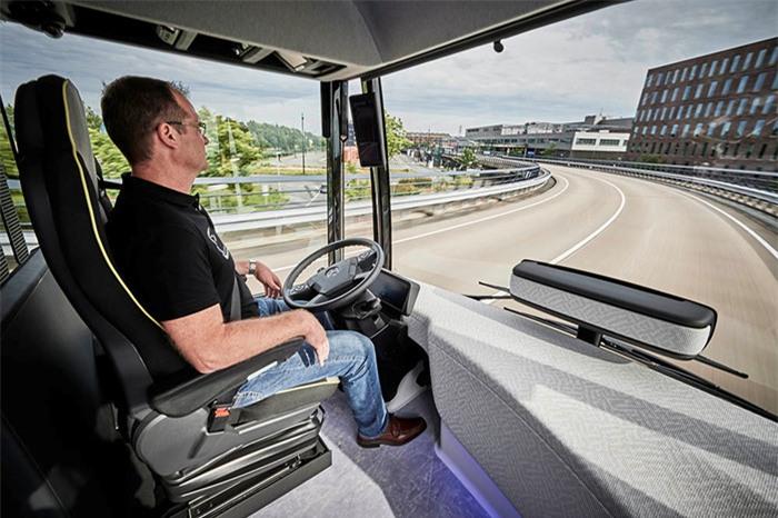 Ra mắt xe buýt đô thị tự lái Mercedes-Benz Future Bus - ảnh 4