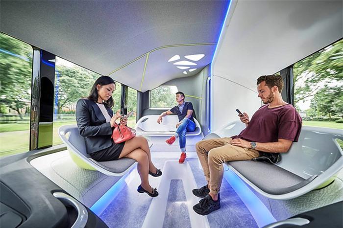 Ra mắt xe buýt đô thị tự lái Mercedes-Benz Future Bus - ảnh 5