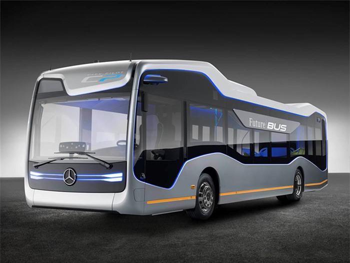 Ra mắt xe buýt đô thị tự lái Mercedes-Benz Future Bus - ảnh 6