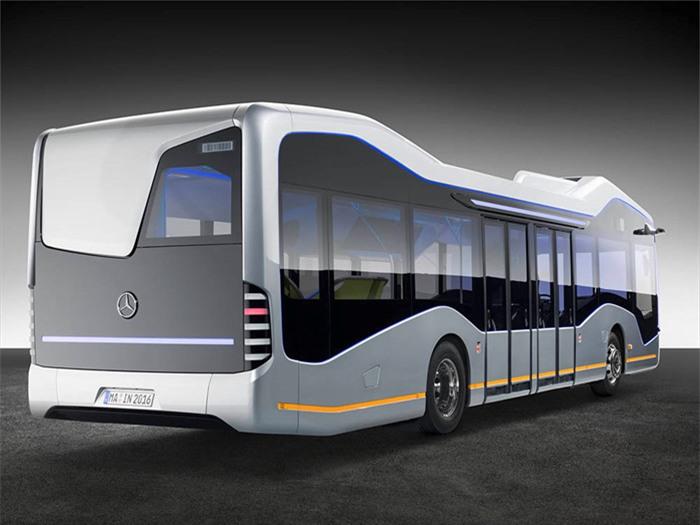 Ra mắt xe buýt đô thị tự lái Mercedes-Benz Future Bus - ảnh 7