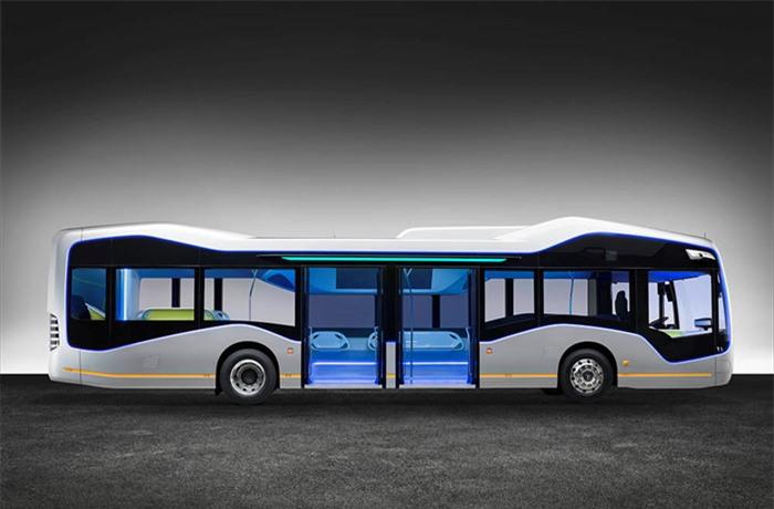 Ra mắt xe buýt đô thị tự lái Mercedes-Benz Future Bus - ảnh 8