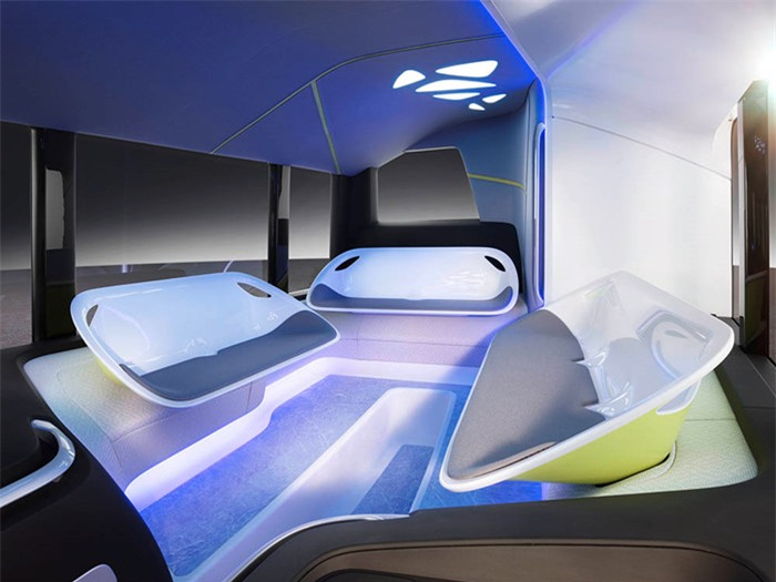 Ra mắt xe buýt đô thị tự lái Mercedes-Benz Future Bus - ảnh 10