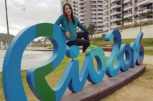 Ingrid de Oliveira, Olympic 2016, Rio 2016, scandal sex