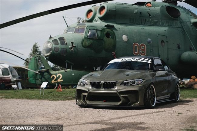"""""""Chiến đấu cơ"""" BMW F22 Eurofighter 820 mã lực của dân drift Latvia - ảnh 16"""