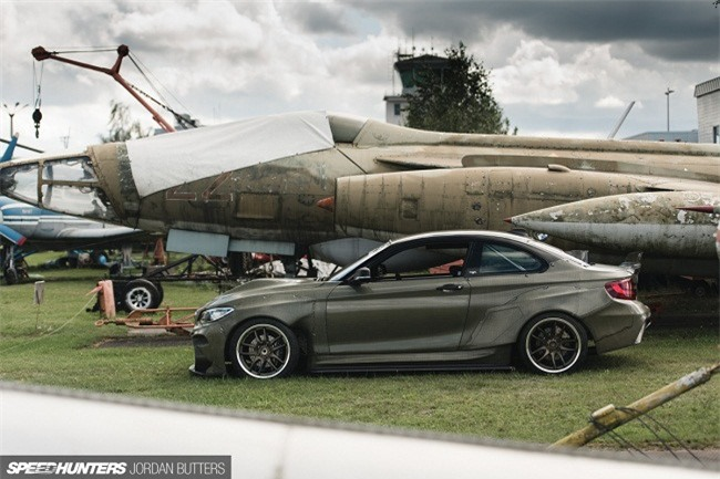 """""""Chiến đấu cơ"""" BMW F22 Eurofighter 820 mã lực của dân drift Latvia - ảnh 9"""
