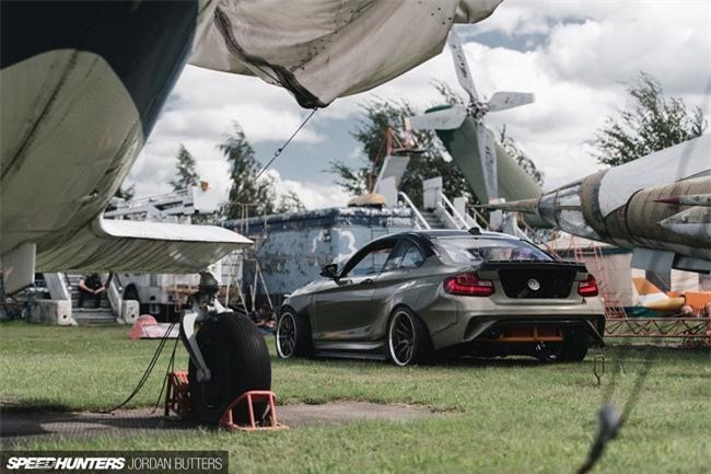 """""""Chiến đấu cơ"""" BMW F22 Eurofighter 820 mã lực của dân drift Latvia - ảnh 10"""