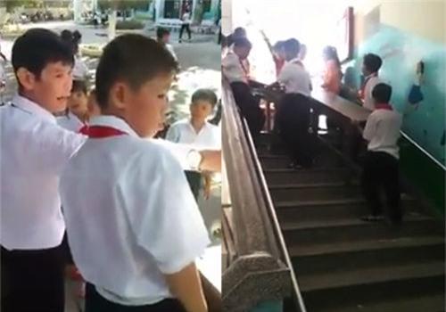 Phụ huynh bức xúc vì thầy giáo bắt con khiêng bàn ghế - Ảnh 2