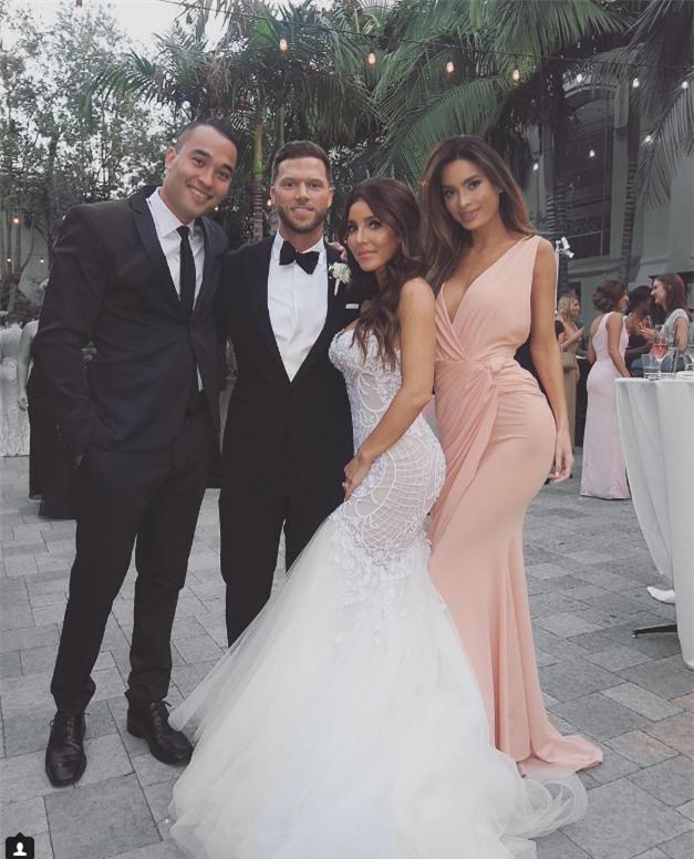 Video: Cô dâu nhảy cực sexy trước mặt chú rể và quan khách trong đám cưới - Ảnh 4.