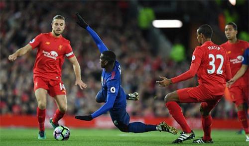 """Liverpool - MU & những pha bóng """"nóng hừng hực"""" - 3"""