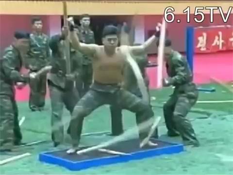 video: linh trieu tien tap luyen khac nghiet nhu vo su hinh anh 1
