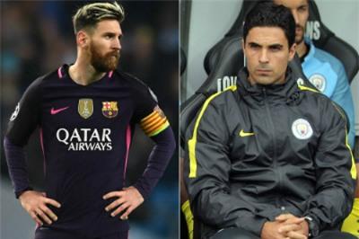 Khi Messi nổi nóng: Chửi bới, nắm cổ và đấm nguội - 2
