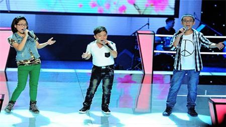 The Voice Kids tập 6: Song Vũ, Hoàng Anh, Thảo Linh hát