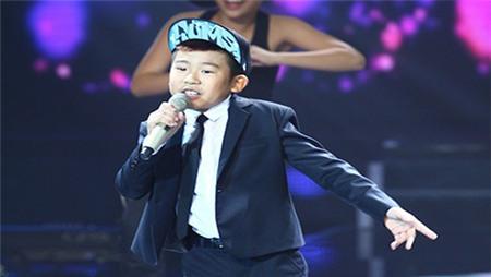 The Voice Kids tập 14: Trần Ngọc Duy hát