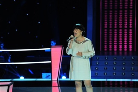 The Voice tập 13: Âu Bảo Ngân hát 'Some where over the rainbow'