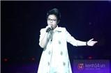 The Voice Live show 4: Cát Tường hát 'Bài hát ru mùa đông'