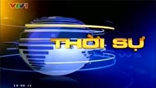 Thời sự VTV 19h ngày 17/11/2013
