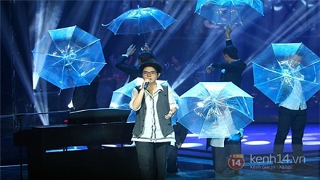 The Voice Live show 6: Cát Tường hát