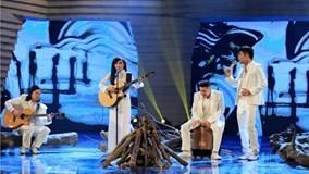 Giai điệu tự hào tháng 1: Cây đàn guitar của đại đội ba - Tạ Quang Thắng, Tiêu Châu Như Quỳnh