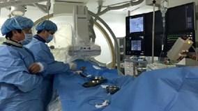 Lần đầu tiên ghép tế bào gốc điều trị thành công cho bệnh nhân xơ gan