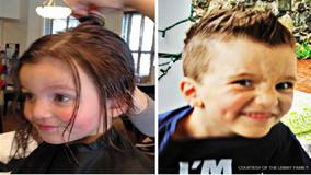 Cô bé 5 tuổi chuyển giới thành con trai