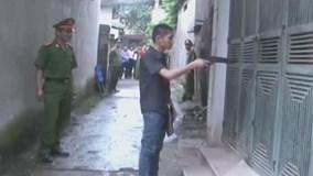 Thực nghiệm vụ nã đạn hoa cải chấn động Phú Thọ