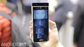 Nhật Bản ra mắt điện thoại quét võng mạc đầu tiên trên thế giới