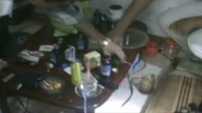 Đánh sập bong-ke ma túy của 1 gia đình đất thành Nam