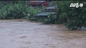 Mưa lũ ở Sơn La làm 11 người chết và mất tích