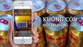 Ứng dụng icheck của các kỹ sư Việt Nam giúp nhận biết hàng giả