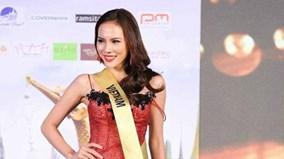 Rũ bỏ dáng vóc cò hương, Lệ Quyên nổi bật tại Thái Lan