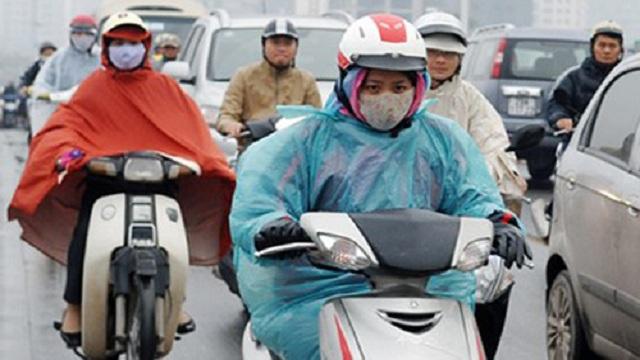 Không khí lạnh liên tiếp tràn về, cảnh báo mưa lũ ở miền Trung
