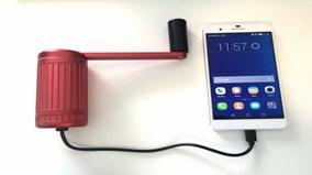 Những sạc pin độc đáo cho điện thoại