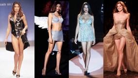 """17 """"thiên thần nội y"""" đình đám nhất của Victoria's Secret"""