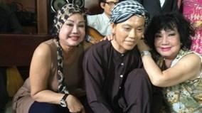 Tượng sáp Hoài Linh - Lý Hải như thật ở Sài Gòn