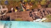 Tai nạn thảm khốc ở Argentina, hơn 41 cảnh sát bị chết