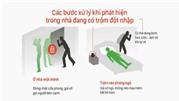 Cảnh sát hình sự TP Hà Nội hướng dẫn cách phòng, chống trộm