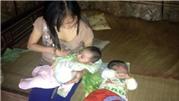 Cuộc sống mới của người mẹ bạo bệnh nuôi hai con song sinh bằng cháo loãng