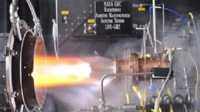 NASA thử nghiệm động cơ tên lửa ứng dụng công nghệ in 3D