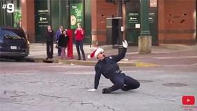 10 vũ điệu ngẫu hứng của cảnh sát giao thông