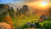 """Meteora - Hy Lạp: Thiên đường """"treo"""" giữa chốn nhân gian"""